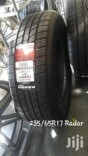 235/65/17 Radar Tyre's Is Made In Thailand | Vehicle Parts & Accessories for sale in Nairobi, Nairobi Central