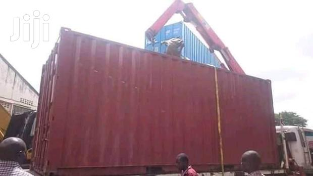Archive: 20&40FT Containers