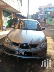Subaru Impreza 2007 Gray | Cars for sale in Kiambu, Githunguri