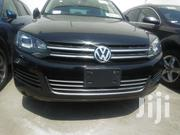 New Volkswagen Touareg 2011 Black | Cars for sale in Mombasa, Shimanzi/Ganjoni
