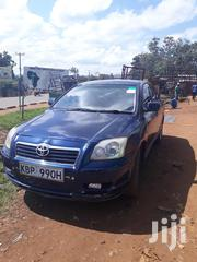 Toyota Avensis 2004 Verso Blue | Cars for sale in Migori, Central Kamagambo