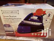 Royalty Line Steam Iron With Base, Ex Uk | Home Appliances for sale in Nairobi, Roysambu