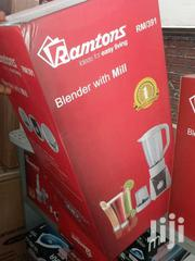 Ramtons Blender 2 In 1 Brand New And Original. Order We Deliver | Kitchen Appliances for sale in Mombasa, Majengo