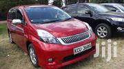 Toyota ISIS 2012 Red   Cars for sale in Nairobi, Nairobi Central