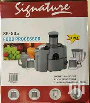 Signature Food Processor | Kitchen Appliances for sale in Nairobi, Nairobi Central