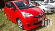 New Toyota Ractis 2012 Red   Cars for sale in Nairobi, Nairobi Central