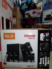GLD-815 5.1channel Multimedia Music System   Audio & Music Equipment for sale in Nairobi, Nairobi Central