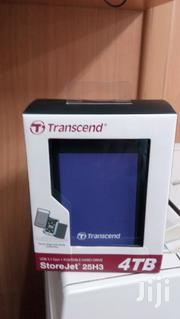 4 TB Transcend External Hard Disk | Computer Accessories  for sale in Nairobi, Nairobi Central