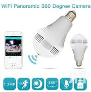 Bulb Lamp Wireless IP Camera Wifi 960P Panoramic Fisheye CCTV | Cameras, Video Cameras & Accessories for sale in Nairobi, Nairobi Central
