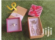 Custom Gift Combination Necklace, Ring & Earring. Genuine Silver | Jewelry for sale in Nairobi, Nairobi Central