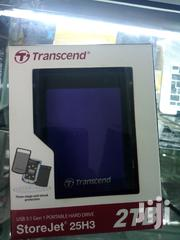 2TB. Transcend External Hdd | Computer Hardware for sale in Nairobi, Nairobi Central