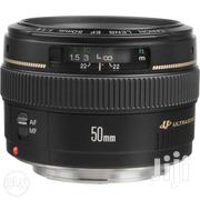 Canon EF 50mm F/1.4 USM Lens Brand New | Cameras, Video Cameras & Accessories for sale in Nairobi, Nairobi Central