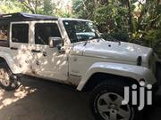 Jeep Wrangler 2010 Unlimited Sahara White | Cars for sale in Nairobi, Nairobi West