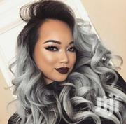 Grey Curly Wig | Hair Beauty for sale in Uasin Gishu, Kapsoya