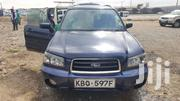 Subaru Forester 2004 Automatic Blue | Cars for sale in Kajiado, Kitengela