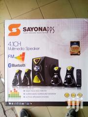 Sayona Sht1149bt 4.1ch Multimedia Speaker | Audio & Music Equipment for sale in Nairobi, Nairobi Central