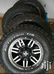 275/65R17 Bf Goodrich With Rims | Vehicle Parts & Accessories for sale in Nairobi, Mugumo-Ini (Langata)
