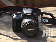 Canon 100D With Touchscreen Camera   Photo & Video Cameras for sale in Nairobi, Nairobi Central