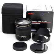 Sigma 17-50mm F/2.8 EX DC OS For Nikon | Cameras, Video Cameras & Accessories for sale in Nairobi, Nairobi Central