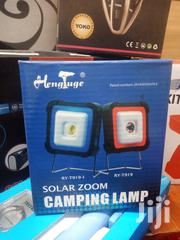 Solar Camping Lamp With Phone Charger | Solar Energy for sale in Nairobi, Nairobi Central