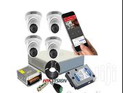 Hikvision 720P 4 Channel Turbo HD CCTV Cameras Kit W/500gb Hard Drive   Cameras, Video Cameras & Accessories for sale in Nairobi, Nairobi Central