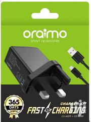 Mombasa Mobile Phones Accessories - Original Oraimo Charger | Accessories for Mobile Phones & Tablets for sale in Mombasa, Majengo