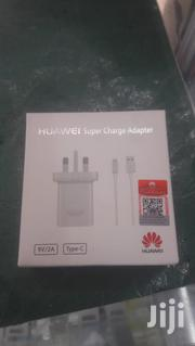 Huawei 9V2A Supercharge Adapter With USB-C Data Cable | Accessories for Mobile Phones & Tablets for sale in Nairobi, Nairobi Central
