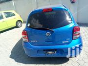 Nissan March 2012 Blue | Cars for sale in Mombasa, Tononoka