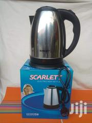 2l Scarlet Stainless Electric Kettle | Kitchen Appliances for sale in Nairobi, Nairobi Central