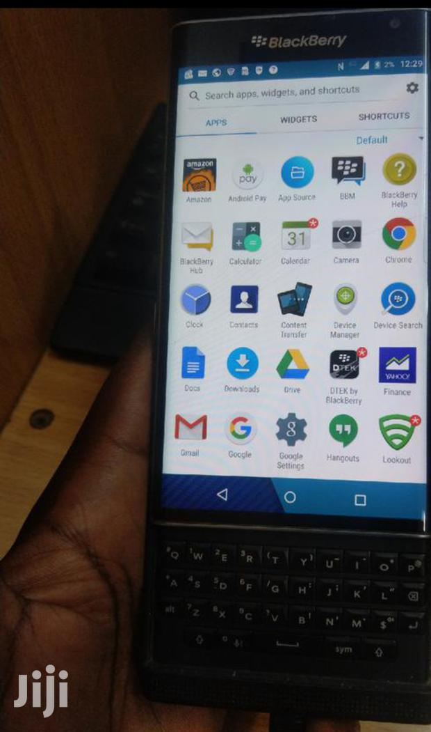 Archive: BlackBerry Priv 32 GB Black