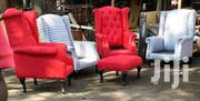 Wingback Chairs 27k Per Each Made on Order | Furniture for sale in Nairobi, Ngara