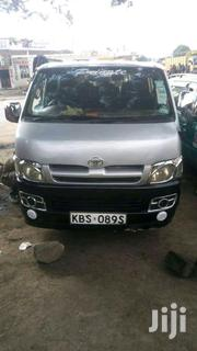 Toyota HiAce 2007 220 Gray | Cars for sale in Nyandarua, NjabiniKiburu