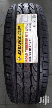 245/70/16 Dunlop's Tyre's Is Made In Thailand | Vehicle Parts & Accessories for sale in Nairobi, Nairobi Central