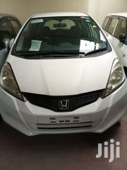 Honda Fit 2012 White | Cars for sale in Mombasa, Tudor
