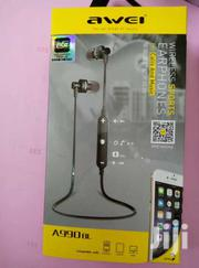 A990bl Awei Wireless Earphone. | Accessories for Mobile Phones & Tablets for sale in Nairobi, Nairobi Central