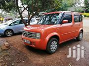 Nissan Cube 2004 Orange | Cars for sale in Nyeri, Rware