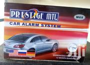Brand New Prestige Car Alarm With Cutoff ,Installation | Vehicle Parts & Accessories for sale in Nairobi, Nairobi Central