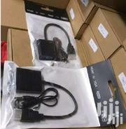 HDMI To VGA Converter Adapter With Audio | Computer Accessories  for sale in Nairobi, Nairobi Central