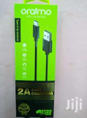 Oraimo Type C  Cable | Accessories for Mobile Phones & Tablets for sale in Nairobi, Nairobi Central