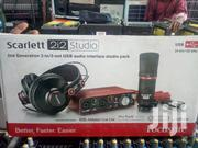 Sound Card ( Scarlett ) | Musical Instruments for sale in Nairobi, Nairobi Central