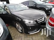 New Mercedes-Benz E350 2014 Black | Cars for sale in Nairobi, Woodley/Kenyatta Golf Course
