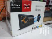 Sony Gt80ui Car Radio | Vehicle Parts & Accessories for sale in Nairobi, Nairobi Central