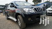 Toyota Hilux 2008 3.0 D-4D Double Cab Black | Cars for sale in Nairobi, Ngara