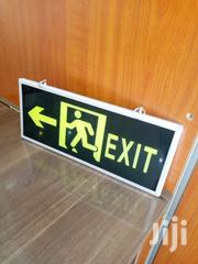 Illuminous Double Sided Fire Exit Sign | Other Services for sale in Nairobi, Nairobi Central
