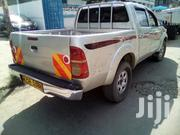Toyota Hilux 2008 2.5 D4D Double Cab Silver   Cars for sale in Mombasa, Shimanzi/Ganjoni