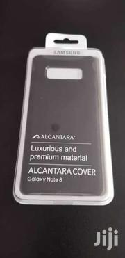 Samsung Note 8 Anti Knock Ancantara Phone Case | Accessories for Mobile Phones & Tablets for sale in Nairobi, Nairobi Central