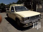 Toyota Hilux 1999 Yellow | Cars for sale in Tana River, Garsen Central