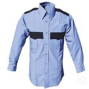 We Make & Supply High Quality Branded Security/Guard Uniforms