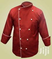 Executive Red Chef Coat | Clothing for sale in Nairobi, Nairobi Central
