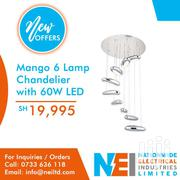 6 Lamp Chandelier | Home Accessories for sale in Nairobi, Baba Dogo